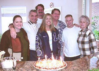 Chandra, Mike, Hank, Kayli, Roger, Josh and Molly