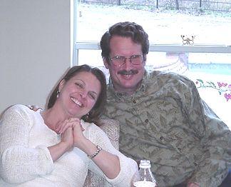 Joanie and Hank