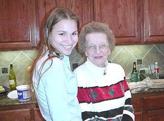 Nicole and Mom