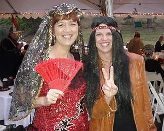 Theresa and Joanie