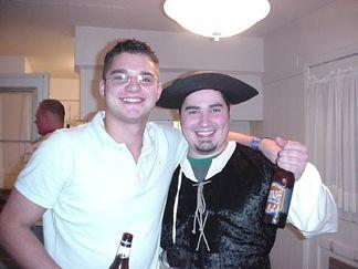 Patrick and Payton