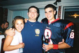 Nicole, Stephen and Shaun