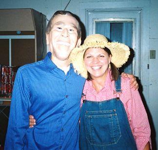 John and Joanie