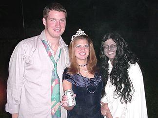 Chad, Natalie and Joanie