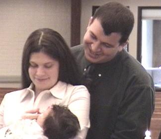 Johnathan, Amy and Hannah