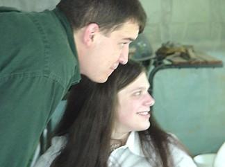 Johnathan and Amy