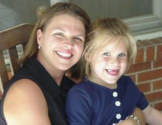 Joanie and Madison (Heidi's Daughter)