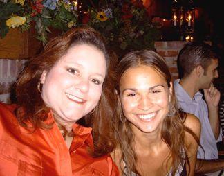 Chandra and Nicole