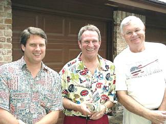 Roger Mike and Jesse