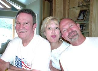 Mike, Eve and Pat