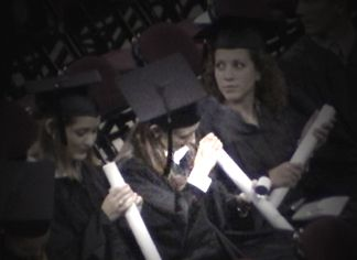 Hummm... I wonder if there really is a diploma in this tube. Better check!