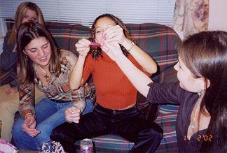 Kayli, Natalie, Angela and Nicole