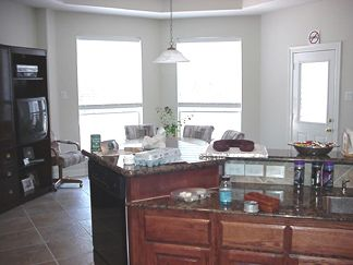 Oct 4th 2003: Standing In the Kitchen looking to the Breakfast Room