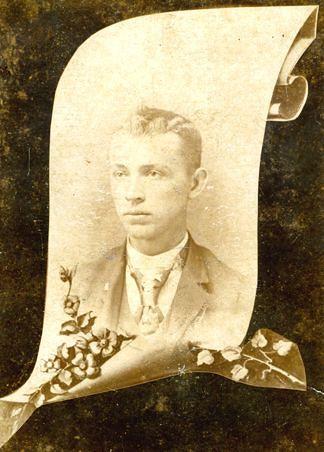 Joseph Matocha - Mom's Grandfather