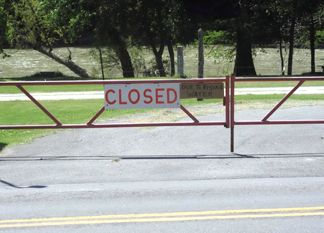 K&L Ranch - Closed for the weekend (well - closed for most folks anyway)