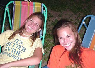 Natalie and Nicole