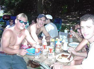 Chase, Shaun and Justin