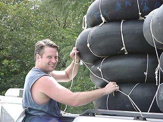Roger loading tubes