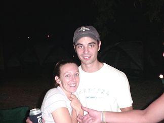 Kelly and Shaun