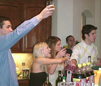 Jacob, Sue, Natalie, Duane, Brent