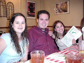 Mary, Josh and Nicole