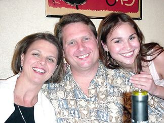 Joanie, Roger and Nicole