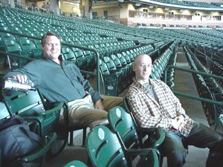 Roger and David Talmadge saving 21 seats