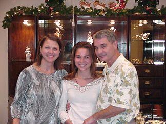 Joanie, Nicole and Mike