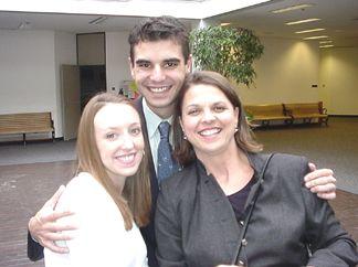 Kelly Shaun and Joanie