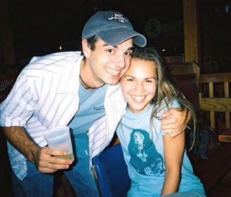 Shaun and Nicole