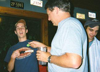 John Roger and Shaun