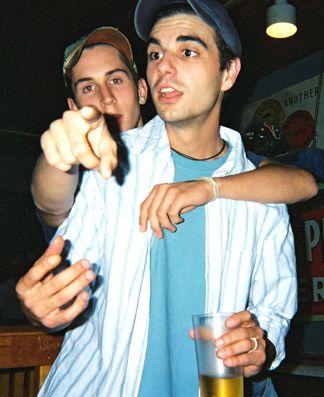 John and Shaun
