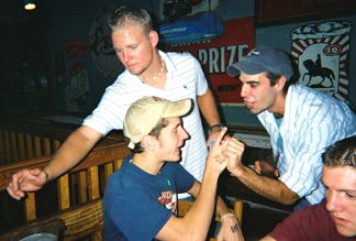 Chase John and Shaun