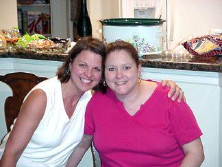 Joanie and Chandra