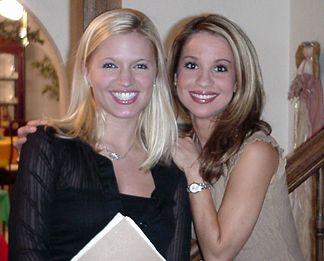 Susannah and Daisy