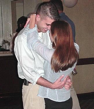 Shaun and Kelly