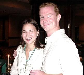 Nicole and Mark