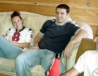 Kelly and Brett