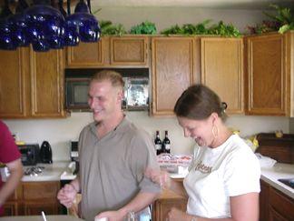 Josh and Joanie