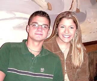 Patrick and Kayli