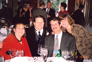 Rogers Family - Sara, Roger and Hank'n Alice