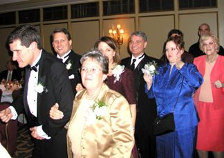 Greg and Debi, Joanie and Roger, Mike and Chandra.....
