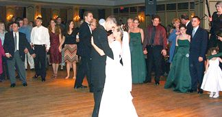 Shaun and Kelly Dancing