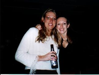 Kelly and Cindy Heisler