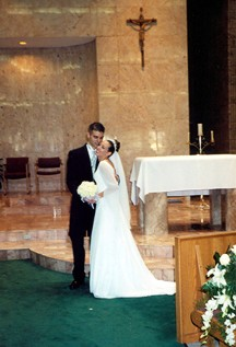 Shaun and Kelly Got Married