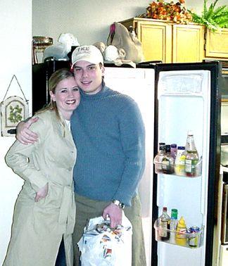 Mark and Sarah Hammond - Chillin