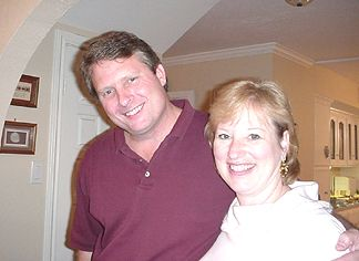 Roger and Brenda