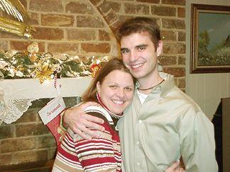 Joanie and Shaun