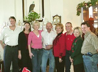 Roger Joanie Eve Pat Brenda Mike and Debbi and Mark