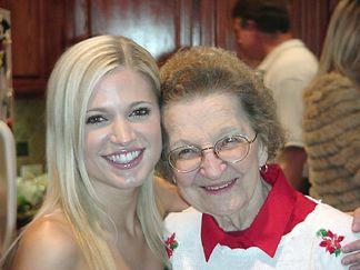 Susannah and Granny